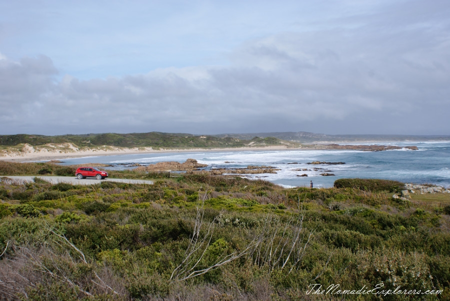 Australia, Tasmania, North West, Tasmania, Day 6. Green Point Beach, West Point, Arthur River, South Arthur Forest Drive (Tarkine Drive), ,