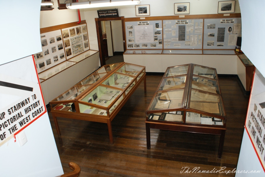 Australia, Tasmania, West Coast, Tasmania, Day 5. Zeehan, the West Coast Pioneer Memorial Museum, ,