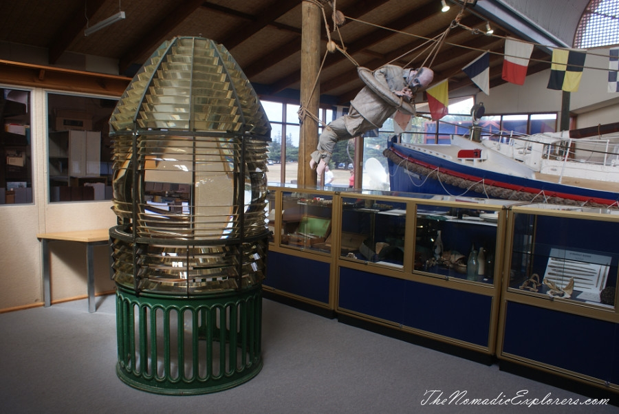 Australia, Victoria, Great Ocean Road, Day trip to Bellarine Peninsula: Queenscliffe Maritime Museum, Point Lonsdale Lighthouse, ,