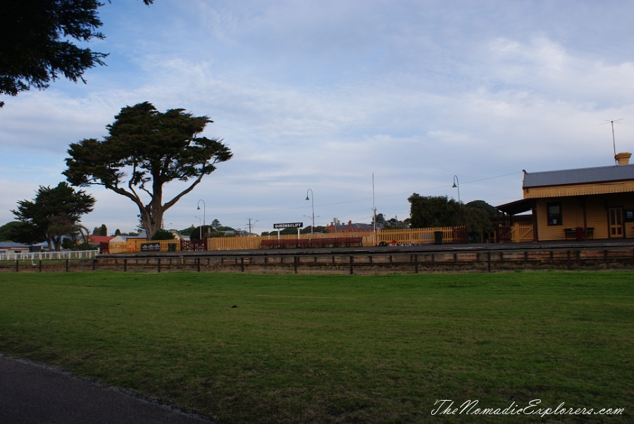 Australia, Victoria, Great Ocean Road, Cycling on the Bellarine Peninsula Rail Trail, ,