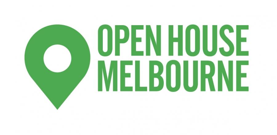 Open House Melbourne Emblem