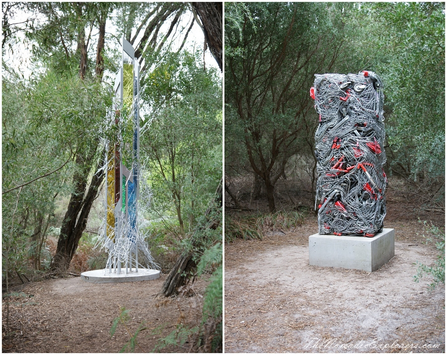 Australia, Victoria, Melbourne, Mornington Peninsula, McClelland Sculpture Survey & Awards 2014, ,