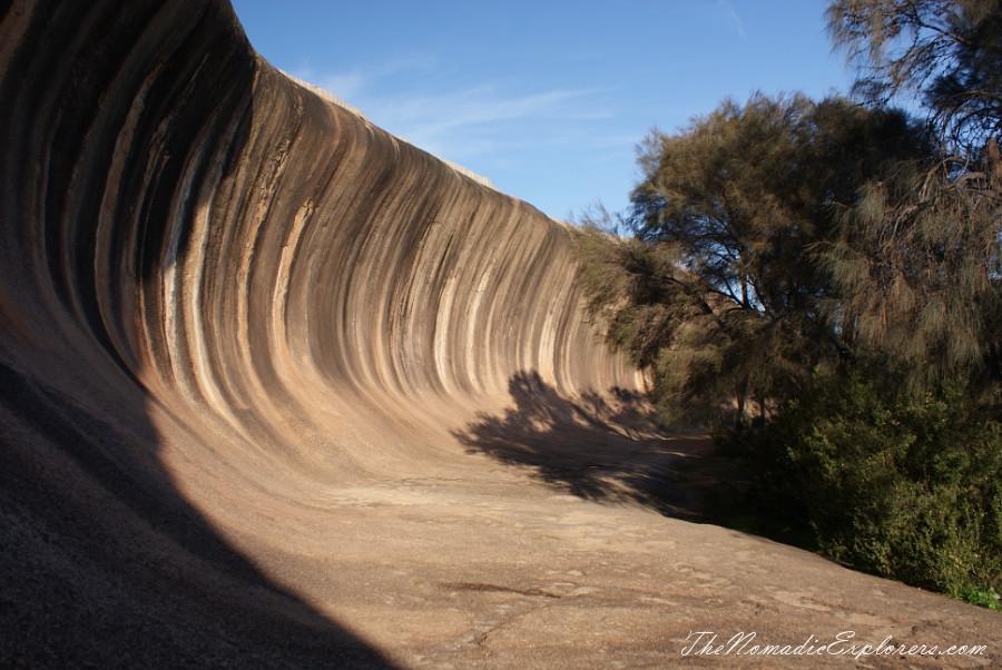 Australia, Western Australia, Golden Outback, WA Trip. Day 2. Hyden, Wave Rock, ,