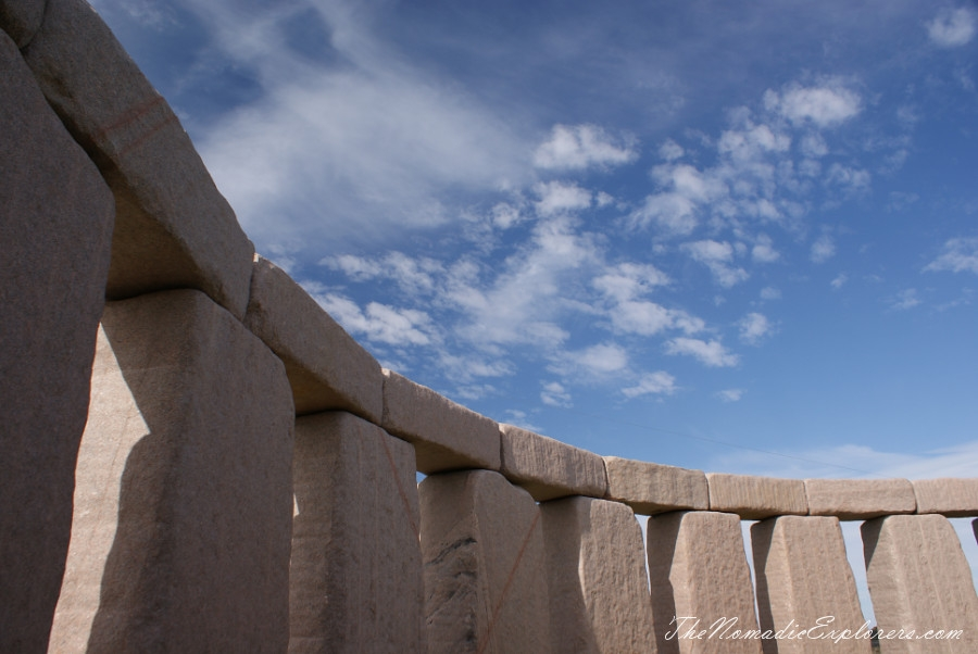 Australia, Western Australia, South West, Western Australia Trip. Day 4. Esperance Stonehenge, ,