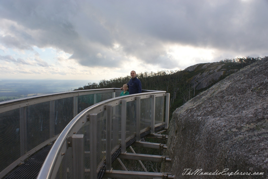Australia, Western Australia, South West, Western Australia Trip. Day 5. Porongurup National Park - Granite Skywalk, ,