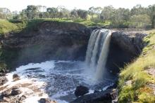 Wannon Falls, Kanawinka Geo Park Trip