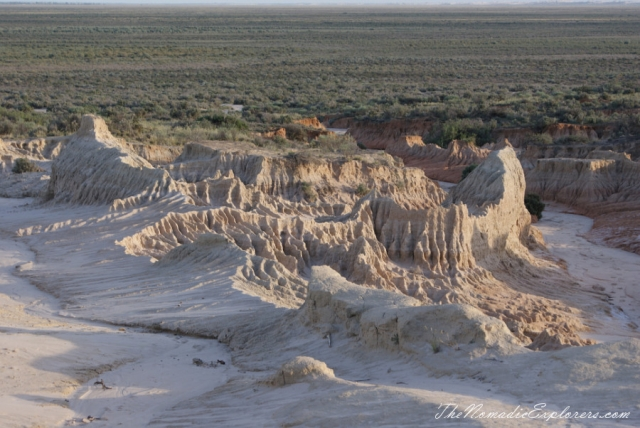 Mungo National Park, lunnetes