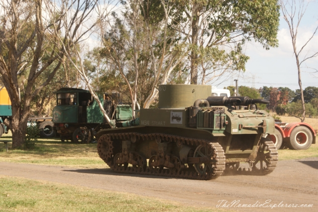 Australia, Victoria, Melbourne, Melbourne Steamfest 2014 at the National Steam Centre , ,