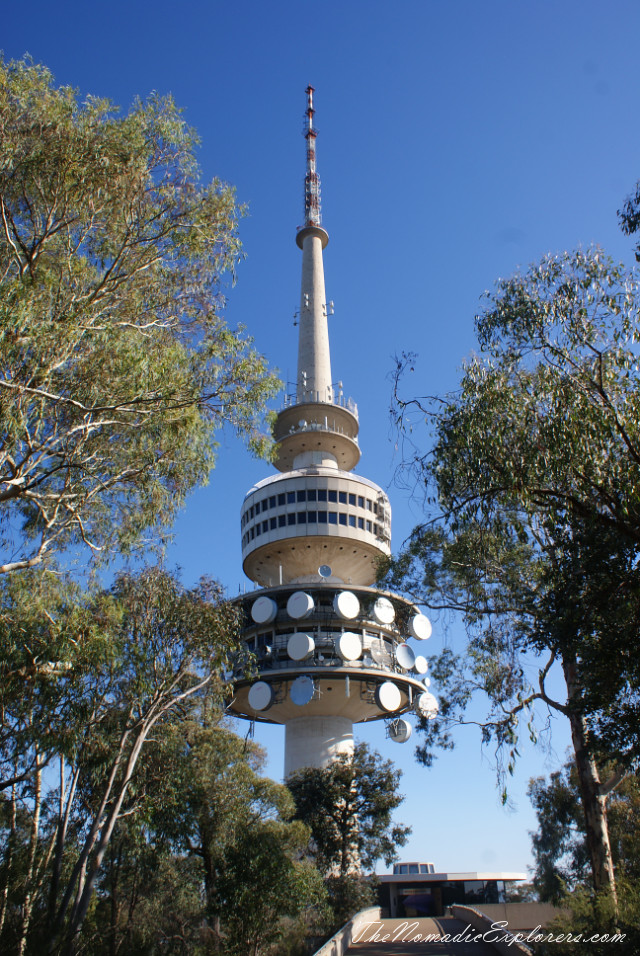 panoramic views of canberra from telstra tower black. Black Bedroom Furniture Sets. Home Design Ideas