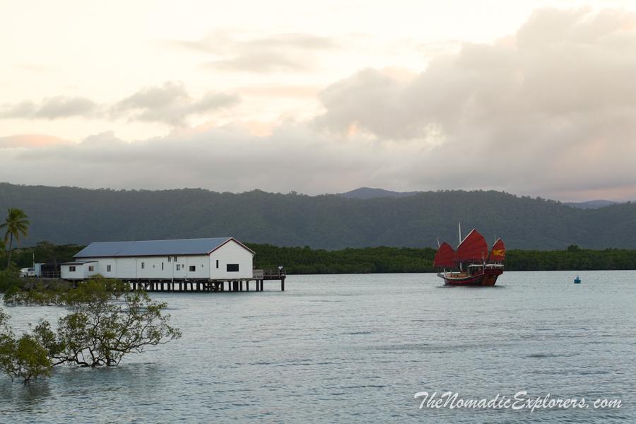 "Australia, Northern Territory, ""Ленивый"" отдых на севере Австралии в Port Douglas, ,"