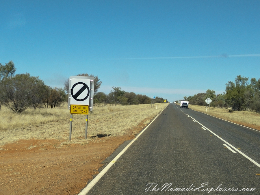Australia, Northern Territory, Alice Springs and Surrounds, Из Дарвина в Аделаиду: День 4. Чем заняться по дороге от Devils Marbles к Alice Springs?, ,