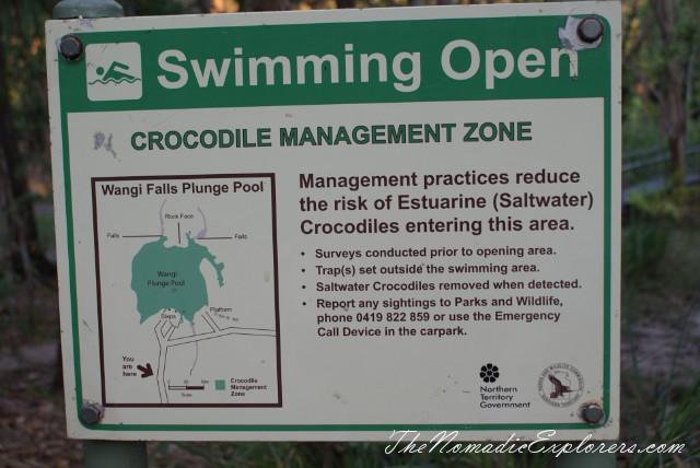 Australia, Northern Territory, Darwin and Surrounds, Litchfield National Park - Wangi Falls, Wangi Falls Walk, ,