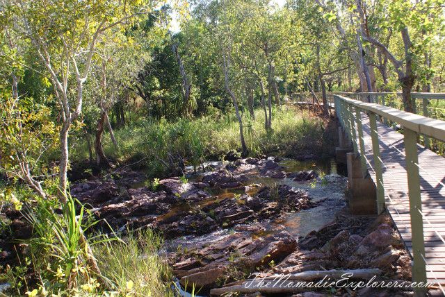 Australia, Northern Territory, Darwin and Surrounds, Litchfield National Park - Wangi Falls, Wangi Falls Walk, ,