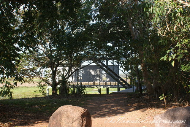 Australia, Northern Territory, Darwin and Surrounds, Places to visit around Darwin: Window on the Wetlands Visitor Centre and Fogg Dam Conservation Reserve, ,