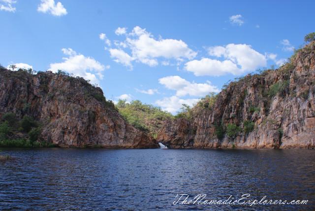 Australia, Northern Territory, Katherine and Surrounds, Nitmiluk National Park - Leliyn (Edith Falls), ,
