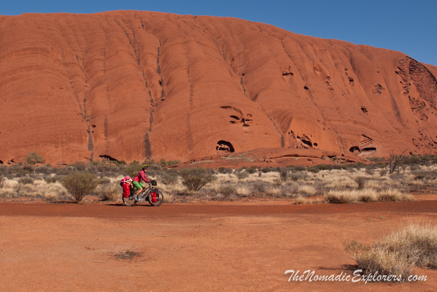 "Australia, Northern Territory, Uluru and Surrounds, День 6. ""Красный Центр"". Uluru Base Walk, ,"