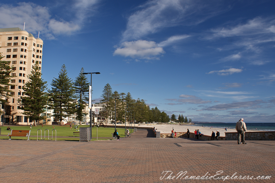 Australia, South Australia, Adelaide City, Glenelg, ,