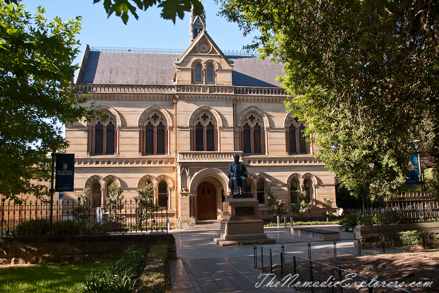 Australia, South Australia, Adelaide City, Walking in Adelaide City, ,