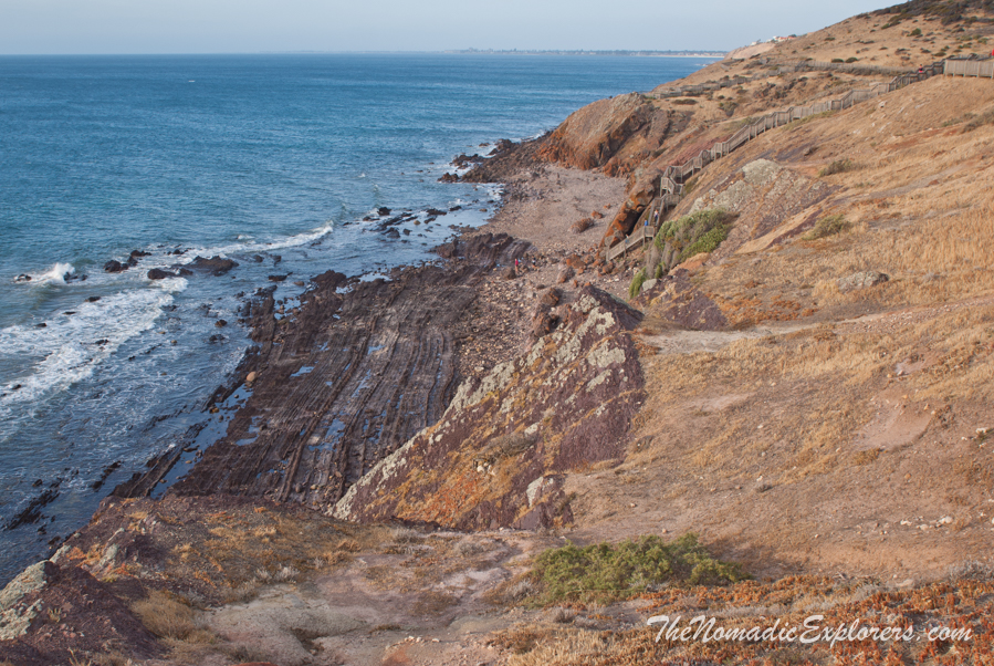 Australia, South Australia, Adelaide City, Вечерняя прогулка в Hallett Cove Conservation Park, ,
