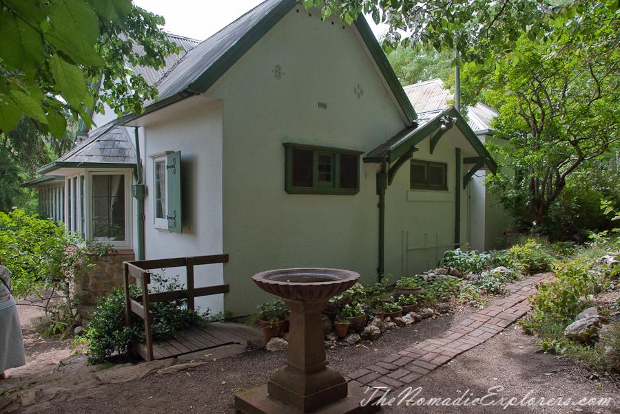 Australia, South Australia, Adelaide Hills, Hahndorf - Australia's oldest surviving German settlement, ,