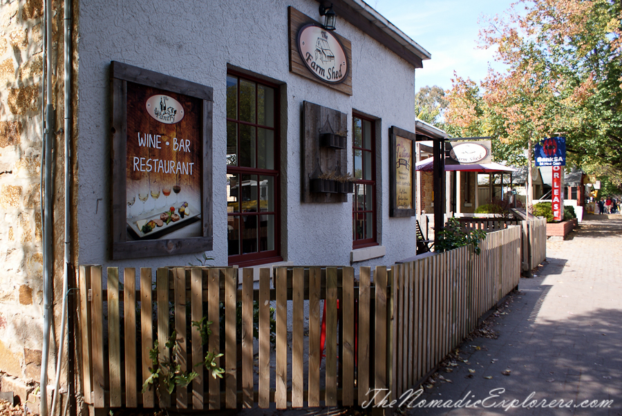 Australia, South Australia, Adelaide Hills, Hahndorf - Australia's oldest surviving German settlement, ,