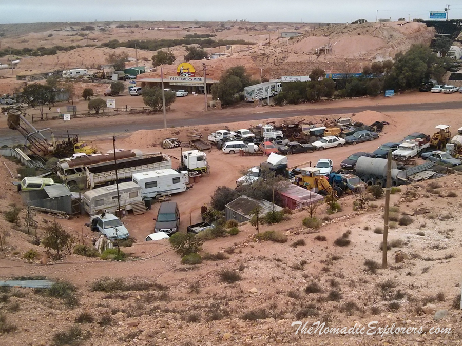 Australia, South Australia, Flinders Ranges and Outback, День 9. Из Дарвина в Аделаиду: Город опалов Coober Pedy, ,
