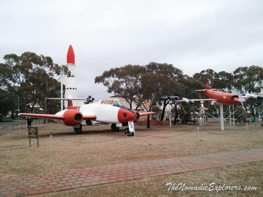 Australia, South Australia, Flinders Ranges and Outback, День 9. Из Дарвина в Аделаиду. Австралийский испытательный полигон и космодром Woomera, ,