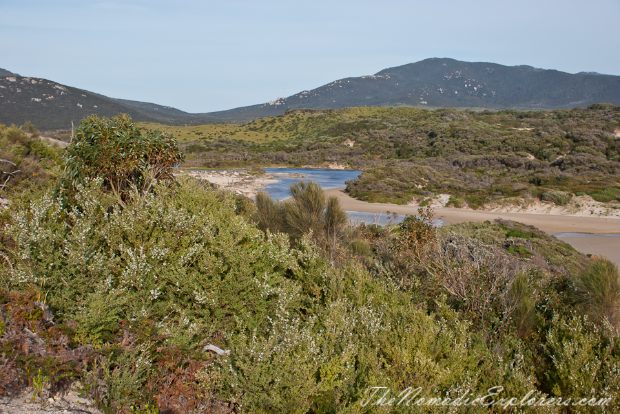 Australia, Victoria, Gippsland, Wilsons Prom Overnight Hike: from Tidal River to Oberon Bay and back, ,