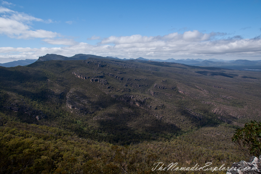 Australia, Victoria, Grampians, The best of Grampians in one day, ,