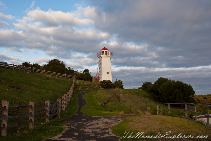 Australia, Victoria, Great Ocean Road, Warrnambool, Flagstaff Hill Maritime Village, ,