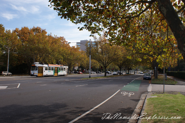 autumn in melbourne