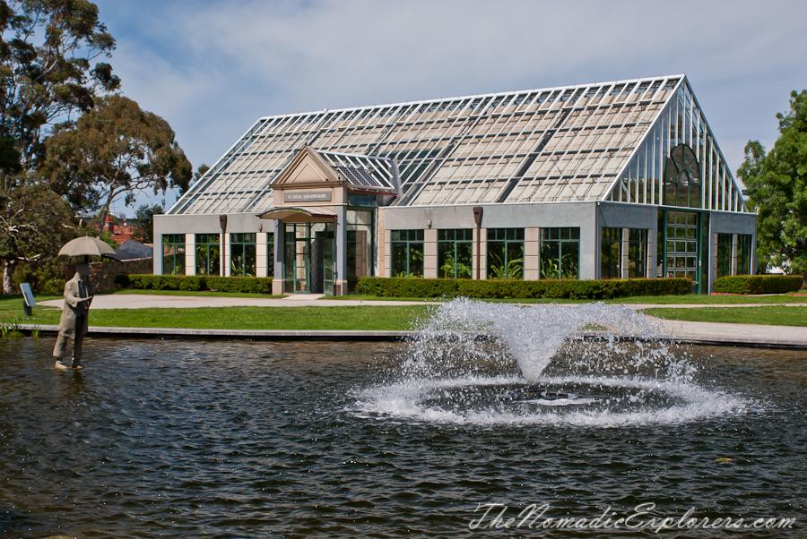 Australia, Victoria, Melbourne, St Kilda Botanical Gardens, ,