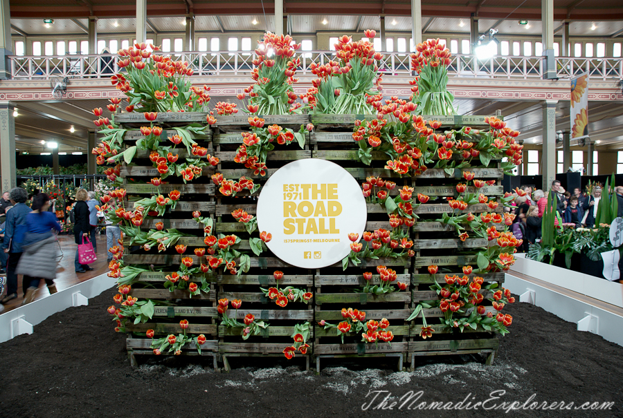 Australia, Victoria, Melbourne, Melbourne International Flower and Garden Show 2017, ,