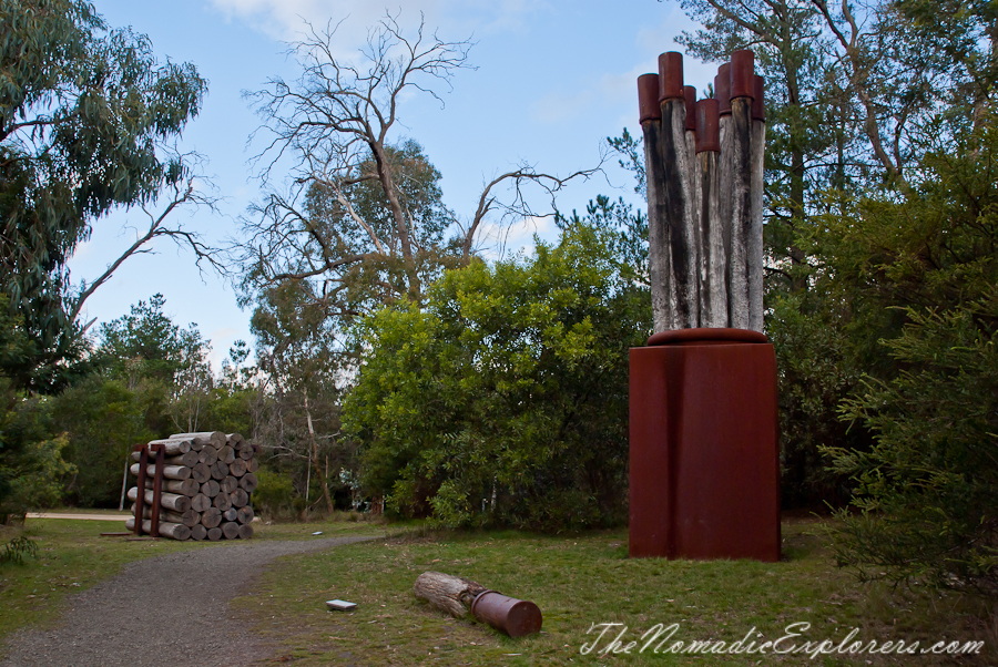 Australia, Victoria, Mornington Peninsula, McClelland Sculpture Park and Gallery - 3rd visit, ,