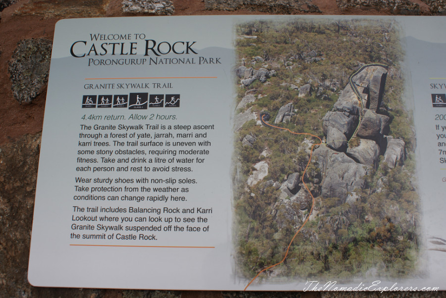 Western Australia Trip Day 5 Porongurup National Park