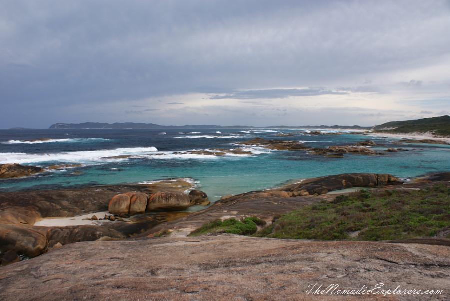 Western Australia Trip Day 6 William Bay National Park